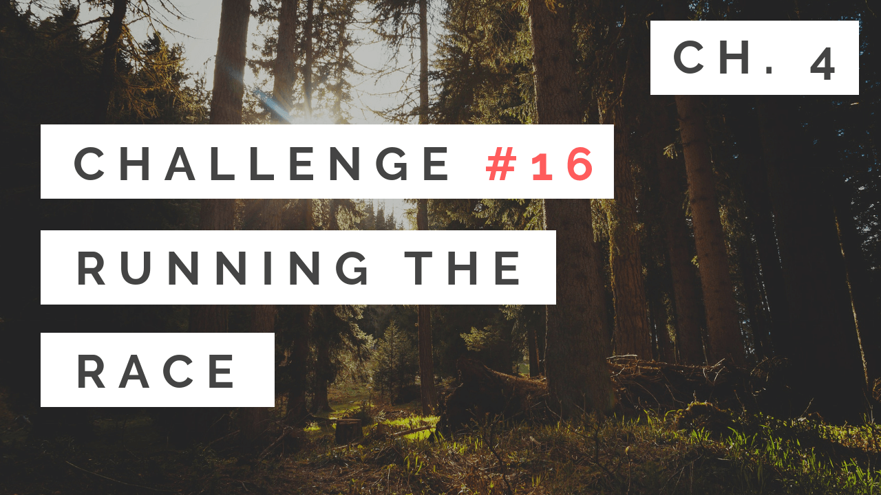 Chapter 4 - #16: Running The Race - Tony Gaddis - Starting Out With C++